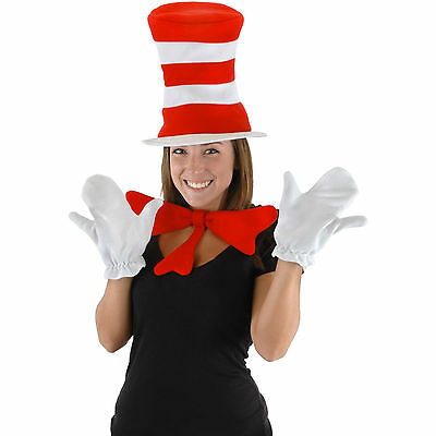 09ab0ba5869 Dr. Seuss - Cat in the Hat Accessory Kit (Child + Adult Sizes)