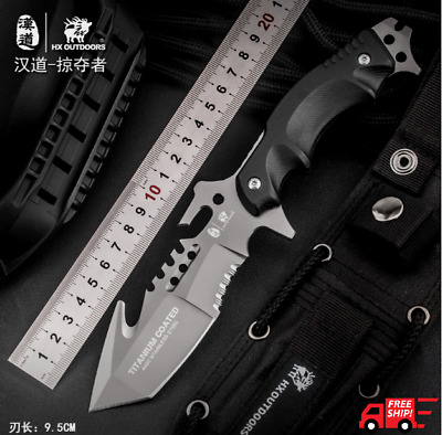 Reaper Survival Camping Tactical Knife HX OUTDOORS High Quality Hunting Combat