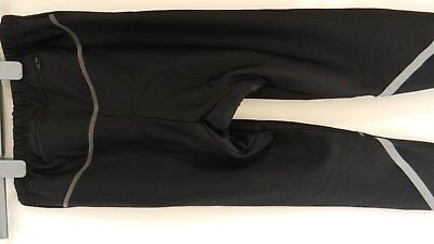 Raptor thermal running/cycling  tights size M