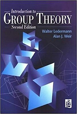 Introduction to Group Theory by Ledermann, Walter  Weir, A. J.  Jeffrey, Al ...
