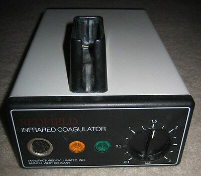 Redfield Infrared Coagulator (IRC) KN1513 (Console Unit Only)