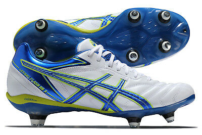 Asics Mens Lethal Flash DS 3 ST SG Rugby Boots