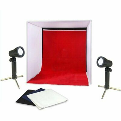 Meking Folding Photo Studio Shooting Tent Portable Mini Light Cube Soft Box Kit