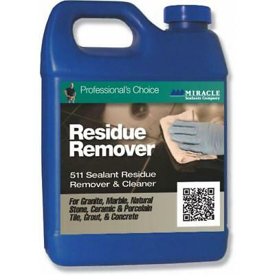 Miracle Residue Remover 511 Sealant Cleaner For Granite Marble Natural 1 Qt