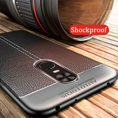 For XiaoMi A1 Redmi 4 5 Plus Note 4 4X 5A Shockproof Silicone Rubber Case Cover
