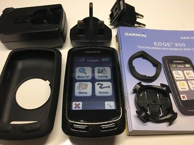 Garmin Edge 800 Cycling GPS *Excellent Condition*
