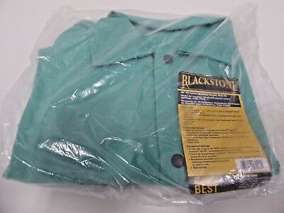 "30"" FR Cotton Welding Jacket Size 3X 0806944 Blackstone"