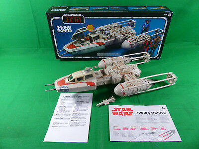 Kenner 33270 The vintage Collection Y-Wing Bomber mit Box