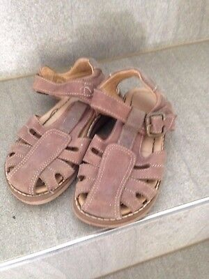 Boys Sandals - Leather Upper
