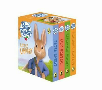 NEW Peter Rabbit  By Beatrix Potter Board Book Free Shipping
