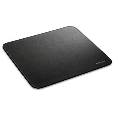 Spigen® [A102] Gaming Mouse Pad Cloth Textured Stitched Edge PC Laptop Non Slip