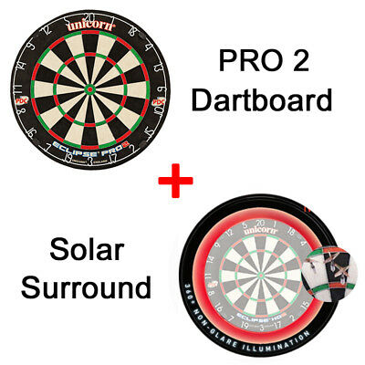 Unicorn Eclipse Pro 2 & Solar Intergrated Surround