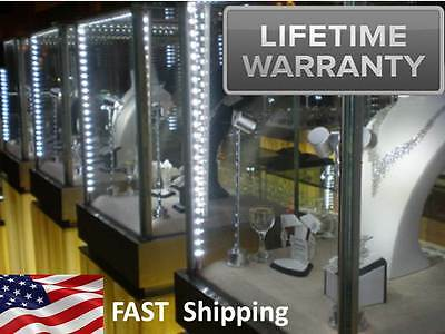 Universal Show Case Lighting - (600 LED's total) - VERY BRIGHT - Display Case
