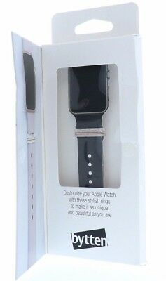 Bytten Twist Stack for 38mm/42mm Apple Watch Sport Band Rose Gold New open Box!