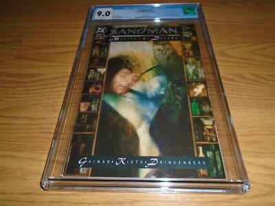 Sandman #3 Cgc 9.0 White Pages John Constantine Possible Tv Show Coming