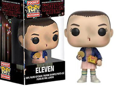 Funko Pop Television Stranger Things Eleven With Eggos Vinyl Figure Toys CA