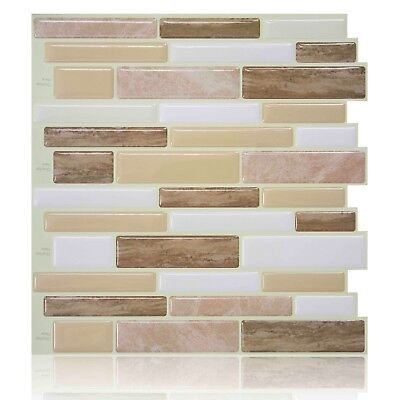 Peel And Stick Tiles Kitchen Backsplash Self Adhesive Wall Tiles