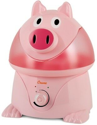 Cool Mist Humidifier Clean Control Antimicrobial Material