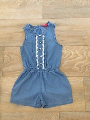 Playsuit Age 3-4 Years