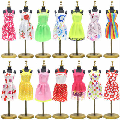 20 x Fashion Handmade Party Clothes Dress outfit for Barbie Doll Christmas Gift