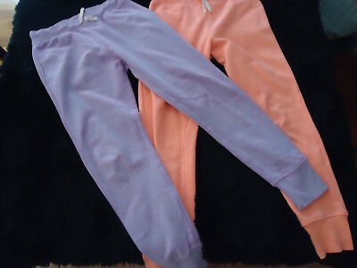 Girls Trackpants (Free by Cotton On) x 2 - Size 11