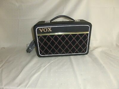 VOX ESCORT BASS AMP - made in ENGLAND