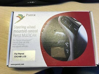 Parrot Bluetooth Multican Steering Wheel Interface - BT3100CAN - MULTICAN CK3100