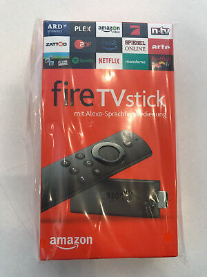 + Amazon Fire TV Stick Bluetooth HiFi-Adapter + Alexa +Neu +