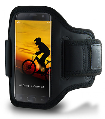 Vau Actionwrap Sports Armband Case For Samsung Galaxy S7 / S7 Edge and Galaxy S8