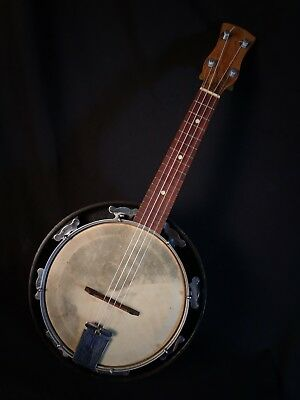 Banjo-Ukulele Melody-Uke, George Houghton and Sons, England