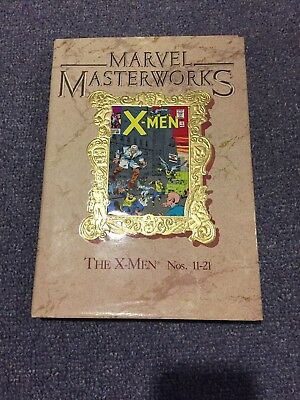 Marvel Masterworks Volume 7 Collects X-Men 11 - 21