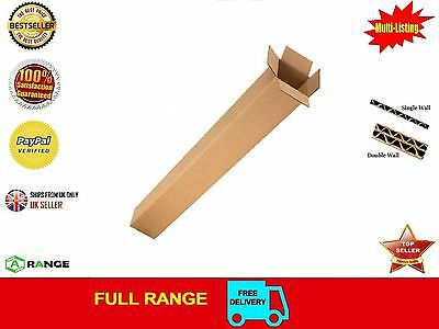 Long Tall Golf Club cardboard Packaging box boxes Single Wall Double Wall *UK S*