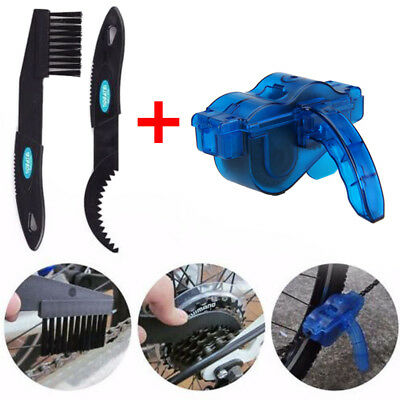 Washing Chain Cleaner Circulation MTB Bicycle Tool Kit Cleaning Chain Accessory
