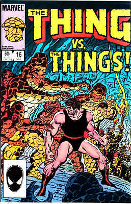 The Thing #16 & 17