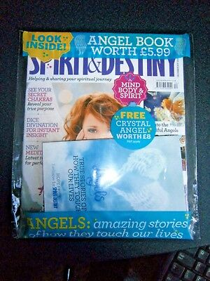 Spirit & Destiny Magazine December  Issue 2017 With Free Gift (new)