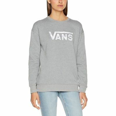 VA3ANSO2S, Sudadera Vans – Assembly gris, Mujer, 2017, Polycotton