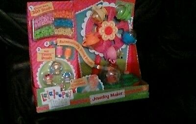 lalaloopsy tinies sew magical jewelry maker brand new