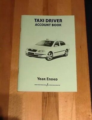 Taxi Driver Account Book