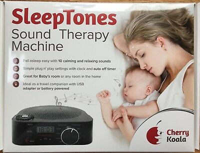 Cherry Koala SleepTones Sound Therapy Machine.