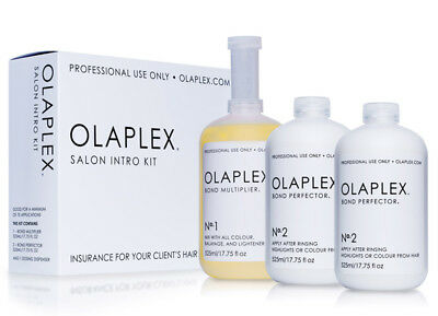 PROMOTION!!! BUY Olaplex  No.1 and GET FREE No.2 100% Genuine 25ml, 50ml