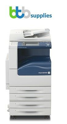 Xerox DocuCentre IV C2260 USB Photocopier Low Page Count onsite Warranty