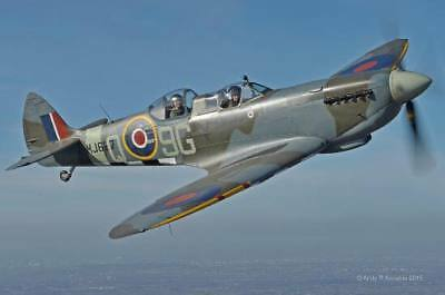 Fly a Spitfire Biggin Hill Airport Charity Auction BNI Experience gift voucher