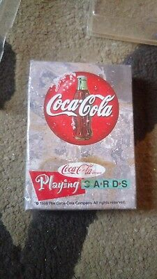 1996 Coca Cola Playing Cards