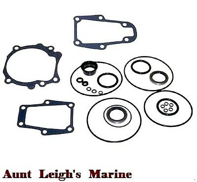 Lower Unit Gearcase Seal Kit OMC Cobra Outdrive 18-2672 for 984458 985613 439967