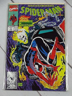 Spider-Man (1990) #7 Bagged and Boarded - C1835