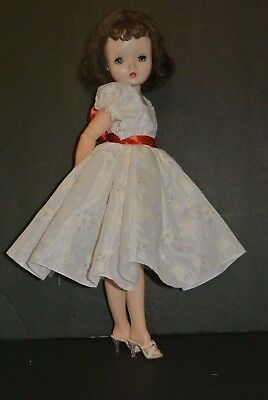 Vintage Inspired Holiday Dress For Vintage Madame Alexander Cissy Doll Revlon
