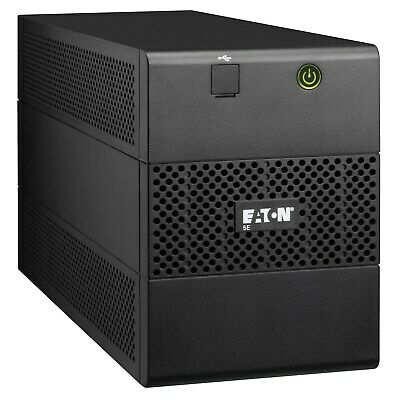 Eaton 5E Line Interactive UPS 2 Outlets 650VA 360W Uninterruptible Power Supply
