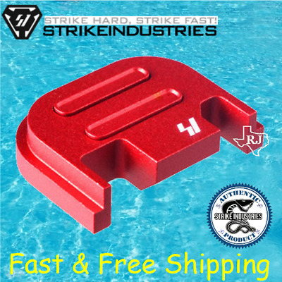 KNS Pins Anti-Walk Pins  Non-Rotating Gen ST RED Spike's Side Plates .154 Pin
