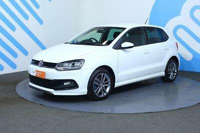 volkswagen polo 2017 1 0 110 r line 5dr hatchback 13 picclick uk. Black Bedroom Furniture Sets. Home Design Ideas