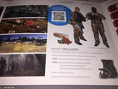 IPG Paintball Tickets X10